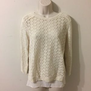 Lucky Brand Layered Top